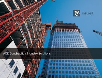 ACE Construction Industry Solutions - ACE Group