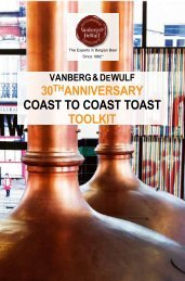 Coast to Coast Toolkit - Vanberg & DeWulf