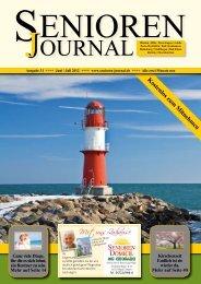 Ausgabe 31 - Juni / Juli 2012 - Senioren Journal