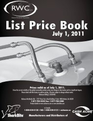 US Price Book July 2011.indd - Cash Acme