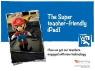 Engaging teachers with technology Using iPads at WAES.pdf