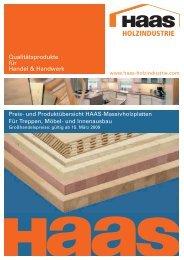 Qualitätsprodukte für Handel & Handwerk - Sentinel Haus Institut