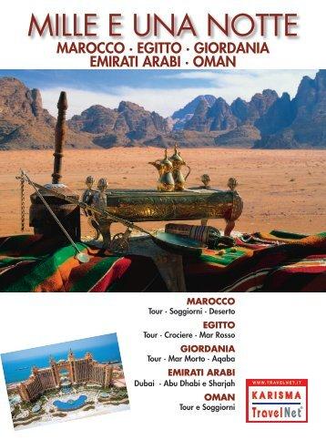 Scarica il catalogo in PDF - Karisma Travelnet