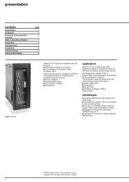 Sepam - HV/MV Protection and control units (ENG) - Trinet
