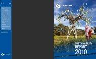 2010 Sustainability Report - SP AusNet