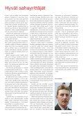 Sahayrittäjä 4/2011 - Sahayrittäjät ry - Page 3