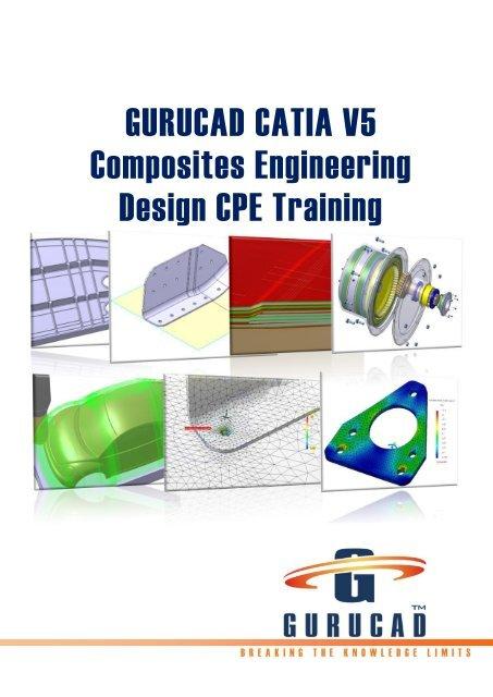 GURUCAD CATIA V5 Composites Engineering Design CPE ...