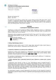 0613-26/2011/12 - Ministrstvo za pravosodje