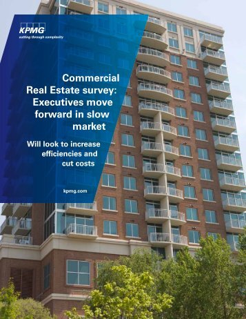 Commercial Real Estate Survey: Executives Move Forward in ...