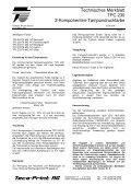 Merkblatt TPC 230 - Teca-Print AG - Seite 2