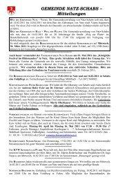 Pfarrbrief Nr. 6/2011 (169 KB) - .PDF