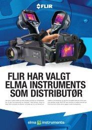 3045 Elma Flir kampagne NO p - Elma Instruments