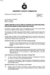Estb_Circular_04_2013 - University Grants Commission - Sri Lanka