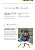 Online Masters Programmes - Laureate Online Education - Page 5