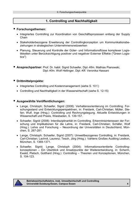 Lehrstuhlportrait - Lehrstuhl für Betriebswirtschaft insb ...