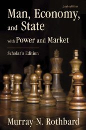 Man, Economy, and State, with Power and Market_2