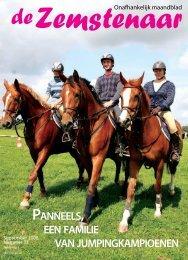 panneels, een familie van jumpingkampioenen - De Zemstenaar