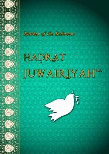 Hazrat-Juwairiyah