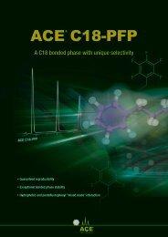 ACE C18-PFP technical brochure