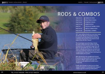 RODS & COMBOS - Peca
