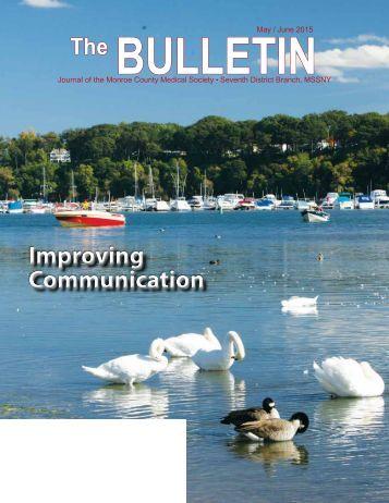The Bulletin - May - June 2015