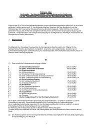 Satzung über Aufwands-, Verdienstausfall - Samtgemeinde Rosche