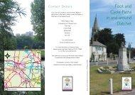 Datchet Parish Leaflet - The Royal Borough of Windsor and ...