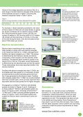 ElEctron BEam crosslinking of WirE and caBlE ... - IBA Industrial - Page 5