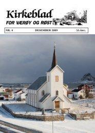 NR. 4 DESEMBER 2009 53.ÅRg. - værøya.no