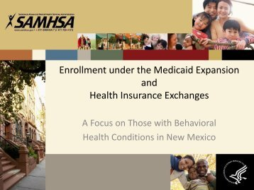 New Mexico, US - SAMHSA Store
