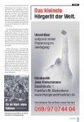 Zeitschrift SENIOREN - Senioren Zeitschrift Frankfurt - Seite 7