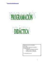Ejemplo Economía 8 - Ecobachillerato
