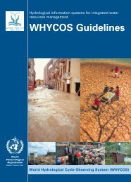 WHYCOS Guidelines