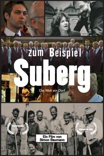 Booklet - zum Beispiel Suberg