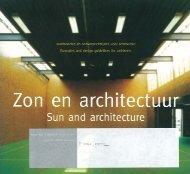 Zon en Architectuur, oktober 2000 Renovatie woongebouwen De ...
