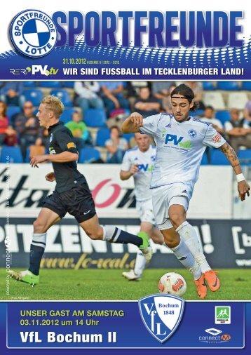 VfL Bochum II - Sportfreunde Lotte