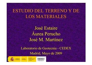 4. Estudios del terreno y de los materiales - spancold