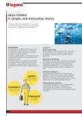 Zucchini High Power SCP - HR - Legrand - Page 6