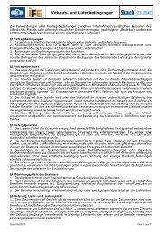 Verkaufs- und Lieferbedingungen - Zelisko