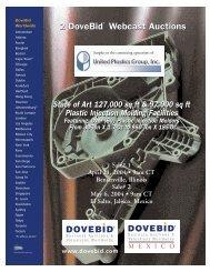 DoveBid 2 DoveBid Webcast Auctions