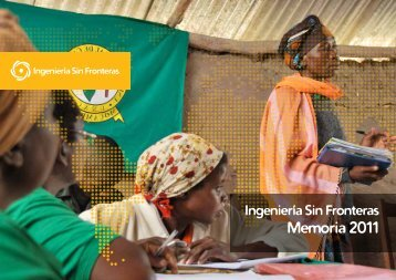 Memoria 2011 - ISF - Ingeniería Sin Fronteras
