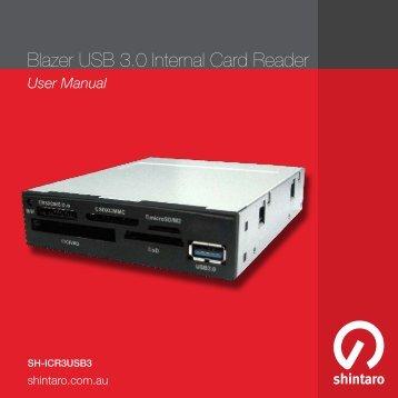 User Manual - Shintaro