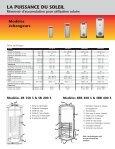 Réservoir d'Accumulation pour Utilisation Solaire - Stiebel Eltron - Page 2