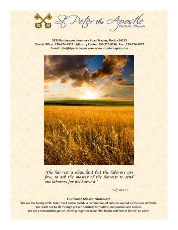 9 days novena to the holy spirit pdf