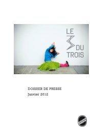 DOSSIER DE PRESSE Janvier 2012 - Le Trois C-L