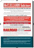 Down Load November 2006 Edition of Rail and Road - Page 2