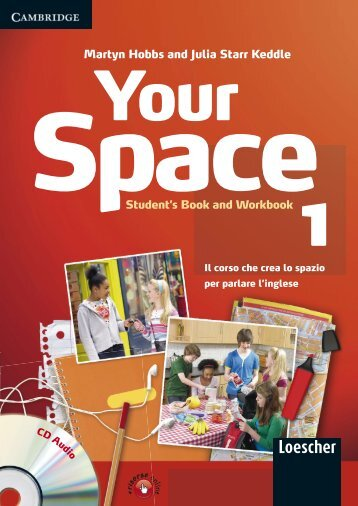 Your Space 1 - Scuolabook