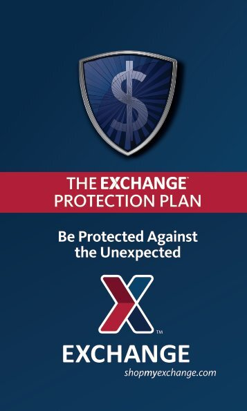 THE PROTECTION PLAN - The Exchange