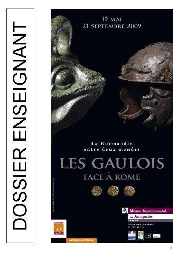 Dossier enseignant - Musées en Haute-Normandie