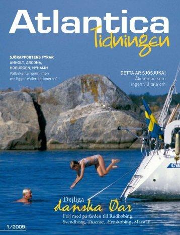danska Øar - Atlantica
